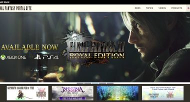 Global Final Fantasy Portal Website Launched