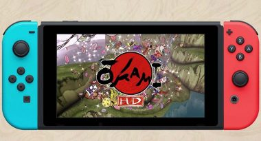 Okami HD Launches for Switch on August 9