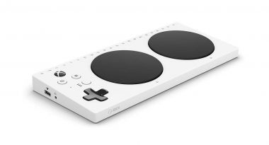 Microsoft Announces New Xbox Adaptive Controller Focused on Accessibility