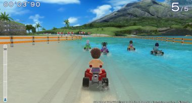 Nintendo and Bandai Namco Announce Go Vacation for Nintendo Switch