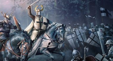 "Deus Vult! Crusader Kings II ""Holy Fury"" Expansion Announced"