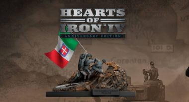 """Man the Guns"" Naval Expansion and Anniversary Edition Announced for Hearts of Iron IV"
