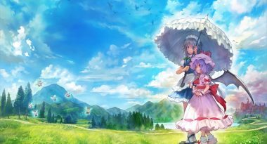 Touhou: Scarlet Curiosity Heads to PC in Summer 2018
