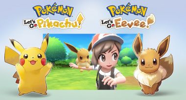 Pokemon Let's Go! Pikachu and Pokemon Let's Go! Eevee Announced for Switch