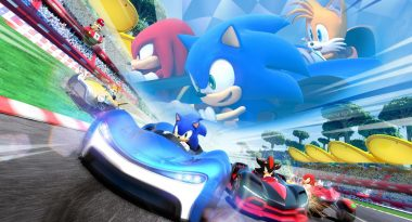 Team Sonic Racing Announced for PC, PS4, Xbox One, and Switch