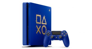 PlayStation Days of Play 2018 Campaign Revealed Alongside Limited Edition PS4 Model