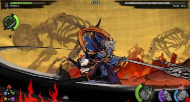 New Gameplay Trailer for Platinum Games' Smartphone Action Game, World of Demons