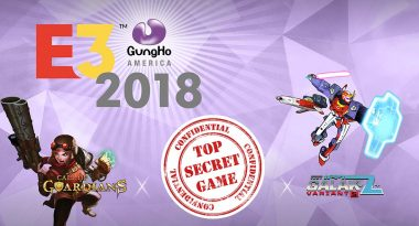 "GungHo Teases ""Major"" Switch Game Reveal at E3 2018"