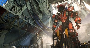 New Trailer, Gameplay, and Details for Anthem Set for EA Play 2018