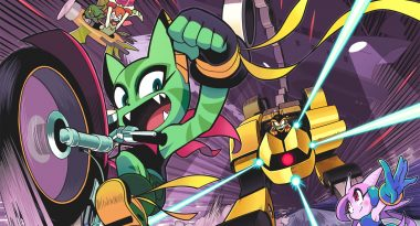Freedom Planet Heads to Switch in Fall 2018