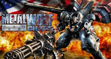 Metal Wolf Chaos Heads West for PC, PS4, and Xbox One in 2018
