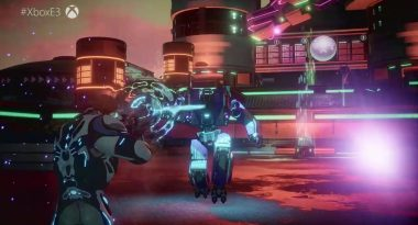 E3 2018 Trailer for Crackdown 3
