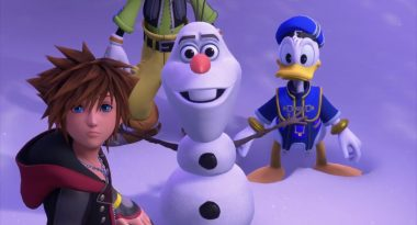 New Kingdom Hearts III Trailer Reveals Frozen World