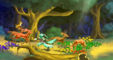 Dust: An Elysian Tail Heads to Switch, Limited Physical Version Planned