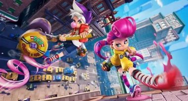 "Gungho Online Entertainment Reveals PVP Action Game ""Ninjala"" for Switch"
