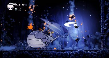 Hollow Knight Now Available for Switch