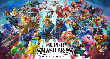 Super Smash Bros. Ultimate Announced for Switch, has Every Previous Character, Launches December 7