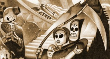 Grim Fandango Remastered and Broken Age Getting Switch Ports