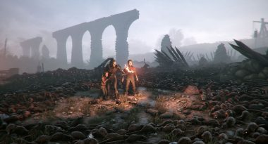 E3 2018 Trailer for A Plague Tale: Innocence