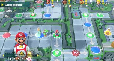 24 Minutes of Super Mario Party Gameplay