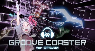 Groove Coaster Launches for PC on July 16