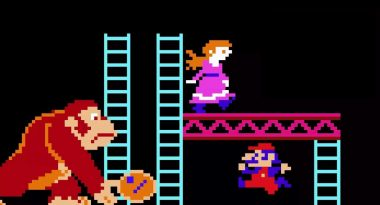The Arcade Original Donkey Kong Now Available for Switch