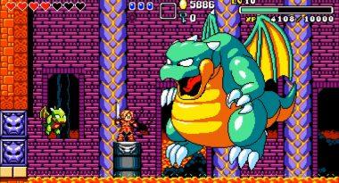 """Wonder Boy Inspired Game """"Aggelos"""" Now Available for PC"""