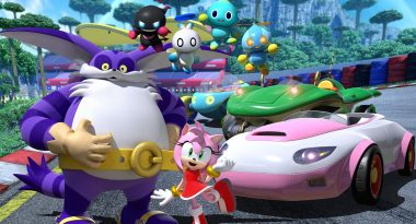 Amy Rose, Big the Cat, and Four Chao Confirmed for Team Sonic Racing
