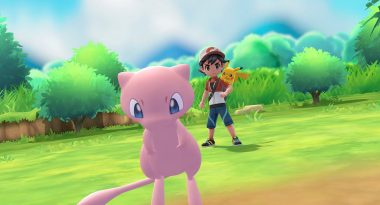 Pokemon Let's Go E3 2018 Hands-on Preview