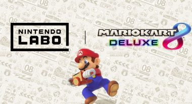 Mario Kart 8 Deluxe Update 1.5 Released, Adds Nintendo Labo Support