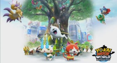 Yo-Kai Watch World Announced