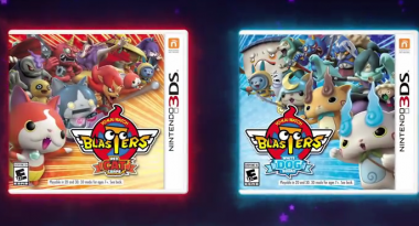 Yo-kai Watch Blasters: Red Cat Corps and White Dog Squad Head West on September 7