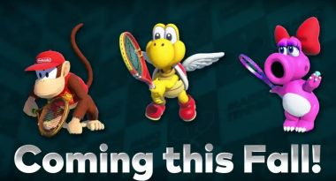Mario Tennis Aces Gets Free Characters in Fall 2018