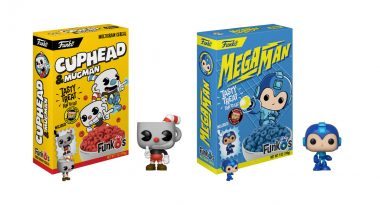 Cuphead and Mega Man Cereal Announced