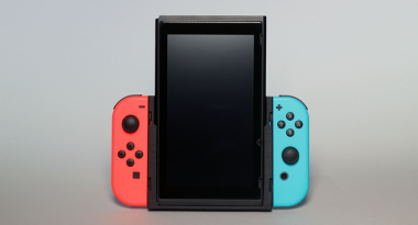 "Fangamer is Making a Vertical Mode ""Flip Grip"" Accessory for Switch"