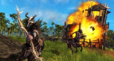 Guild Wars 2 Writers Fired After Twitter Arguments