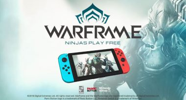 Switch Port Confirmed for Warframe