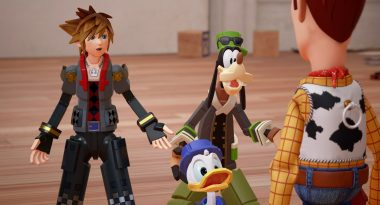 Kingdom Hearts III – First Hands-on Preview