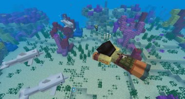 Phase Two of Minecraft Aquatic Update Now Available