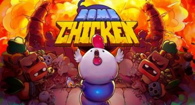 Bomb Chicken Out Now on Switch