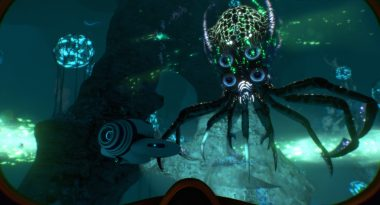 Subnautica Heads to PS4 in Holiday 2018