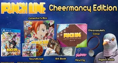 """Cheermancy Edition"" Announced for Punch Line"