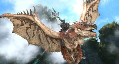 Monster Hunter: World Collab for Final Fantasy XIV Launches August 7