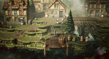 Famitsu Hosting English Survey for Octopath Traveler