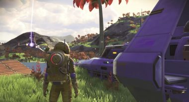 New Trailer and Details for No Man's Sky NEXT Update