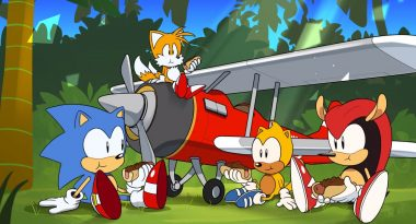 Episode Five for Sonic Mania Adventures Now Available