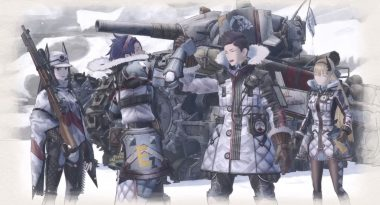 Opening Movie for Valkyria Chronicles 4