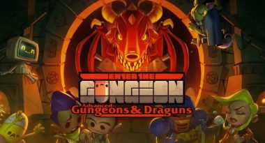 "Enter the Gungeon Free Expansion ""Advanced Gungeons & Draguns"" Out Now"