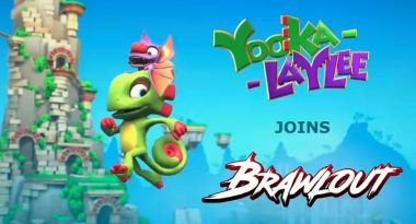 Brawlout Launches for PS4 on August 21,  Yooka-Laylee Joins All Versions as Guest Character