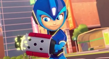 Mega Man: Fully Charged Animated TV Show Premieres August 5